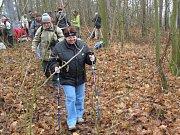 Na Tříkrálový pochod na Řipec se vydalo rekordních 116 lidí.