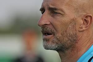 Sokol Hostouň - SK Úvaly 2:0 (2:0), Divize B, 27. 8. 2017