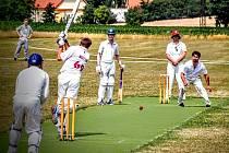 Kriket v Česku - to je klub z Vinohrad