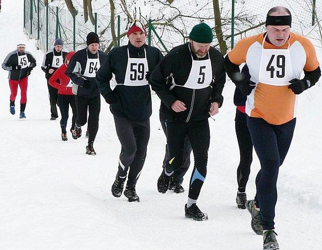 Poslední únorový den se běžci vydají na netradiční trať v důlním skanzenu Mayrau ve Vinařicích.