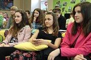 Projekt Živá knihovna ve Slaném