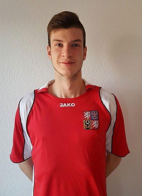 Tomáš Bejbl vdresu české reprezentace