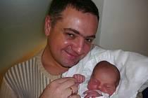 Sofia Gerasimová, Kladno. Narodila se 2. prosince 2012. Váha 3.17 kg, míra 49 cm. Rodiče jsou Natálie a Vladimír Gerasimovi (porodnice Kladno).