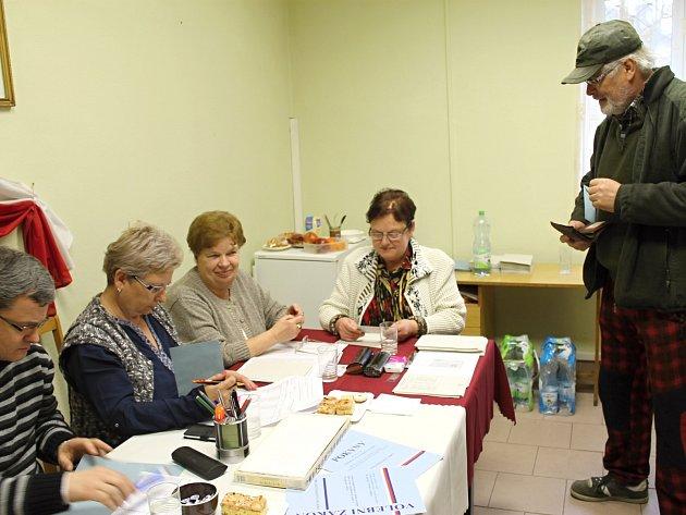 Opakované volby v Tuřanech, březen 2015