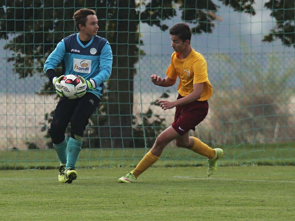 Sokol Hostouň - FK Slovan Kladno 3:2 (2:1), 23. 9. 2017, I.A tř. dorostu sk. A