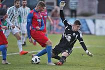 Sokol Hostouň - Viktoria Plzeň B 1:3, FORTUNA:ČFL, 3. 11. 2019