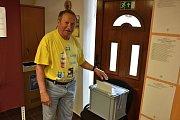 Volby do Evropského parlamentu v Královicích.