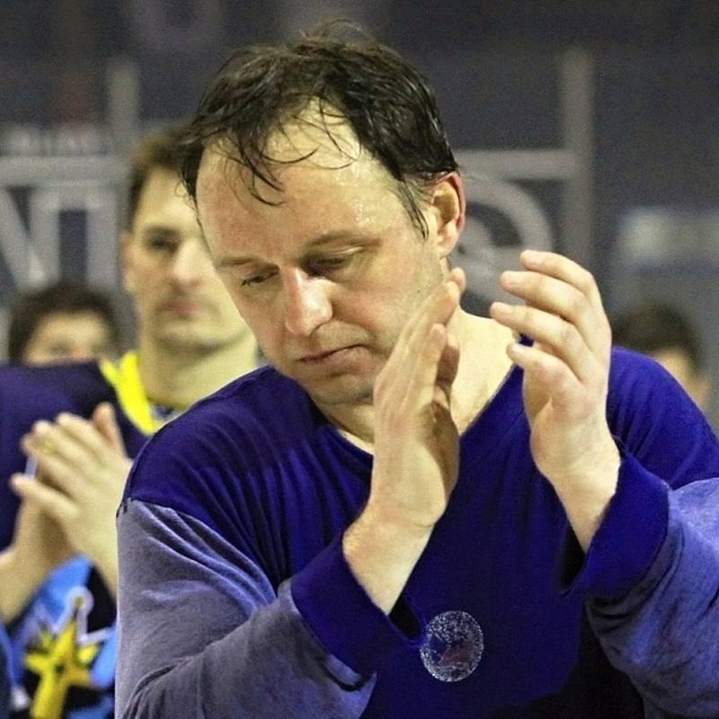 Kladno - Brno, konec série plný emocí. Pavel Patera