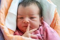 NATÁLIE MIKULÁŠKOVÁ, ŽELENICE. Narodila se 18. září 2019. Po porodu vážila 4,27 kg a měřila 53 cm. Rodiče jsou Barbora Mikulášková a Jakub Mikulášek. (porodnice Slaný)