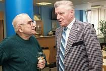 Bohumil Prošek a Miroslav Rys