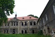 Zámek v Kolči.