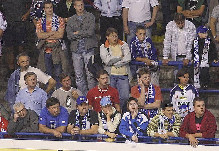 HC Kladno - HC Slavia Praha, 6. kolo ELH, 20. 9. 09
