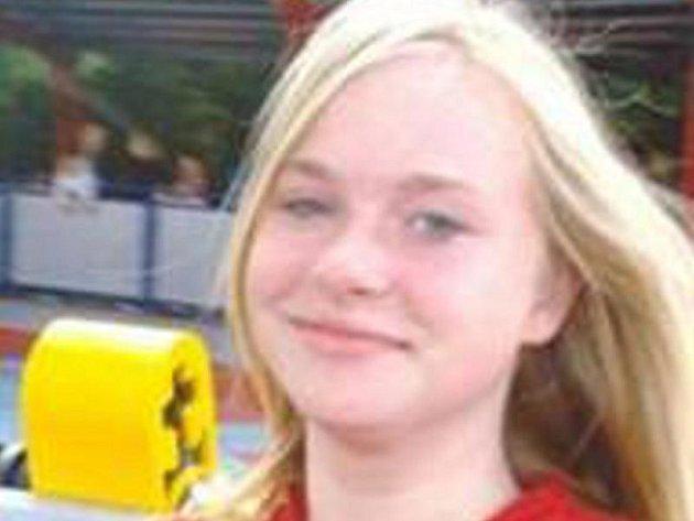 Čtrnáctiletá Sára Agnieszka KUSZTAL je nezvěstná již od soboty.