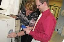 Slavnostní otevření dialyzačního centra ve slánské nemocnici