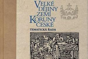 Obálka knihy Velké dějiny zemí Koruny české.