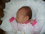 Valentýna Juříková, Kladno. Narodila se 29. října 2012, váha 2,8 kg, míra 48 cm. Rodiče jsou Martina Juříková a Jan Paleček. (porodnice Kladno)