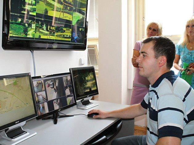 Spuštění nového kamerového systému ve Stochově