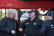 Na návštěvníky čekal bohatý program včetně několika koncertů.