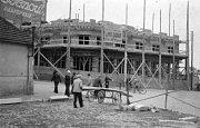 Na tehdejší dobu se jednalo o velmi zajímavou stavbu.