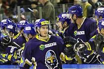Oslava Knotkovy branky // HC Rytíři Kladno - HC Mountfield Č. Budějovice 3:1, O2  ELH 2011/12, hráno 15.1.2012