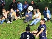 III.B.: Jedomělice po 23 letech do přeboru! Fanklub Zlonic, klobouk dolů!