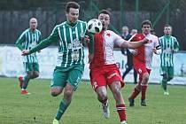 Sokol Hostouň z.s. - FC Slavia Karlovy Vary a.s. 1:2 (1:1) Pen: 2:4, FORTUNA:ČFL, 10. 11. 2019