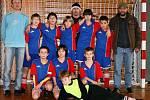 Vítězné družstvo Berouna