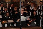 Slyšet byly skladby Tomáše Norberta Koutníka, Jakuba Lokaje a Františka Xavera Brixiho.