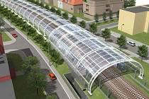 Praha upřednostňuje vést rychlodráhu na svém území tunely. Kladno preferuje stejnou variantu.