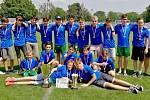 Lidický pohár 2019 - finálový turnaj vyhrál tým Sokola Hostouň