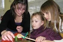 Děti, které se zúčastnily v Kladně školních hrátek, často ani netušily, že podstupují nanečisto přijímací řízení do první třídy.