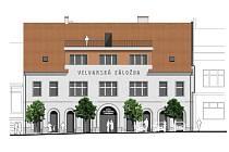 Velvarští uspořádají na obnovu sálu Záložny veřejnou sbírku.