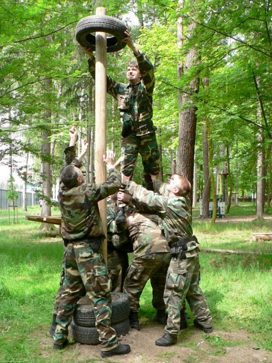 Výcvik 1