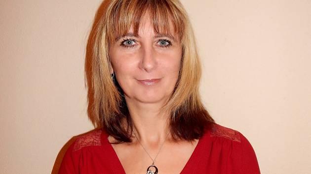 LENKA IBLOVÁ, předsedkyně kulturní komise ve Smečně.