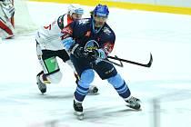 Hokejová extraliga, Pardubice - Kladno, Jaromír Jágr dal další krásný gól.