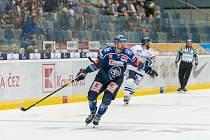 Marek Račuk během prvního kola proti Vítkovicím