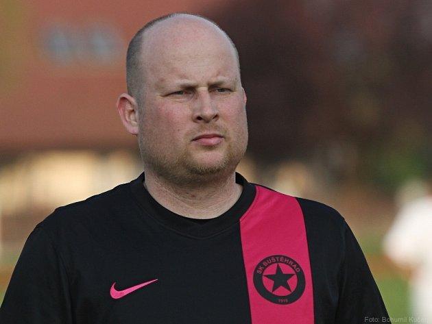 Ondřej Křišťan, obětavý hráč a organizártor stojí za vzestupem SK Buštěhrad