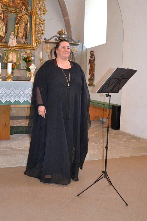 Yvona Škvárová, sólistka opery Národního divadla