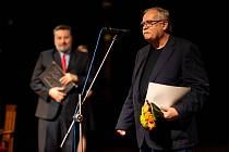 Ve Slaném předali ocenění významným osobnostem města.