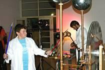 Noc vědců bude ve slánském gymnáziu v pátek 28. září od 18 hodin.