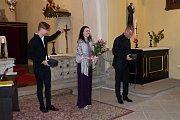Na programu byly nejen árie z oper, ale i černošské spirituály.