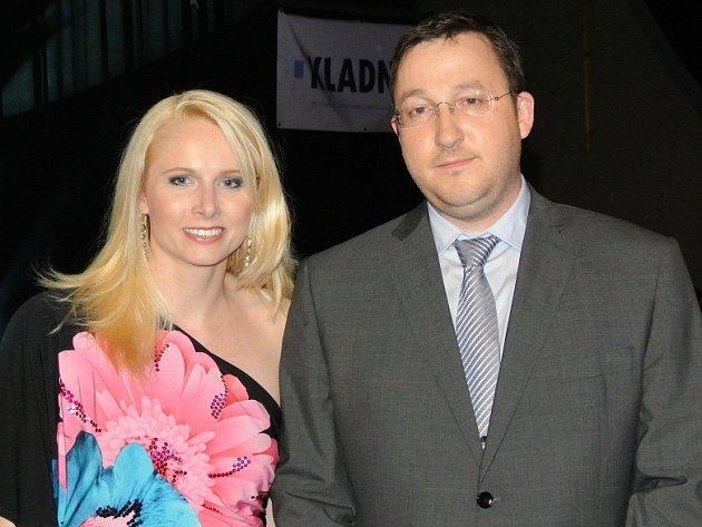Vyhlášení sportovce Kladenska 2012, SAMK a jeho šéf Lukáš Kubica vyhlásil vlastní soutěž o Sporťáka Kladenska, stala se jím půvabná softbalová reprezentantka Lucie Halakucová