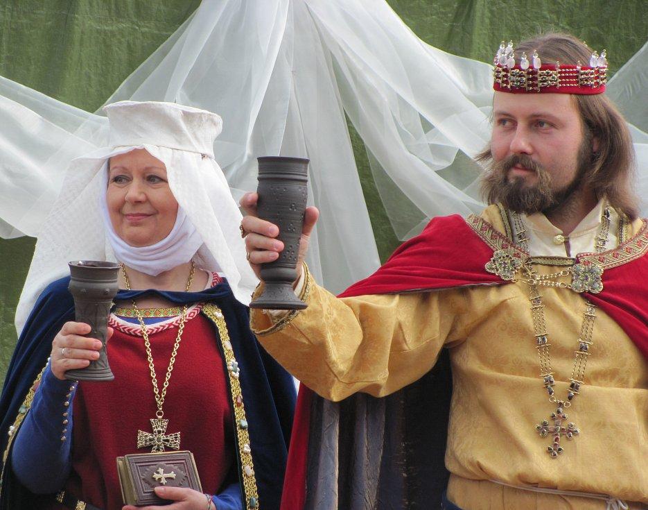 Svatováclavské slavnosti na Budči 2012.
