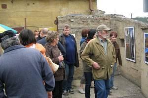 Kladenské dvorky 2009.