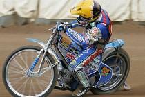 Měl k dispozici jediný motocykl, přesto odjel opět skvělý závod: polská posila Slaného Sebastian Ulamek.
