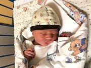 SEBASTIAN TURZA, TŘEBUSICE. Narodil se 23. prosince 2018. Po porodu vážil 2,9 kg a měřil 49 cm. Rodiče jsou Denisa Turzová a Dušan Turza. (porodnice Slaný)