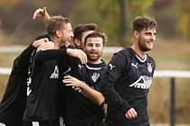 SK Hřebeč - FC Velim 3:2 (2:0) , A1A Ondrášovka KP,27. 10. 2018