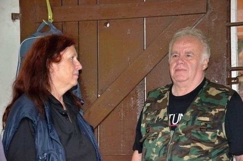 Kladenští legionáři se utkali ve střelbě ve Zvoleněvsi.