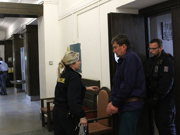 U kladenského soudu byl ve středu dopoledne obviněn z vraždy svojí matky jednapadesátiletý M.Š. z Hradečna. Na muže byla uvalena vazba.
