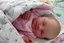 Julie Korfová se narodila 19. srpna 2020 v 15:11 v mělnické porodnici, měřila 48 cm a vážila  3310 g. S rodiči Pavlou a Lukášem je doma v Kvíci u Slaného